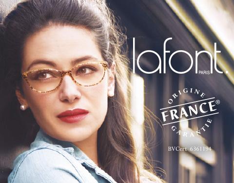 「Lafont(ラフォン)」2017春夏コレクションのお知らせ